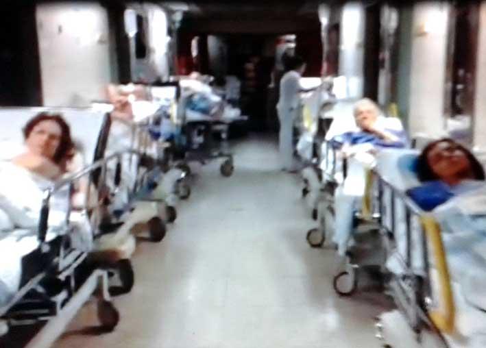 Califica de insólito que Page eche la culpa a los pacientes del colapso de la sanidad pública en Castilla La Mancha