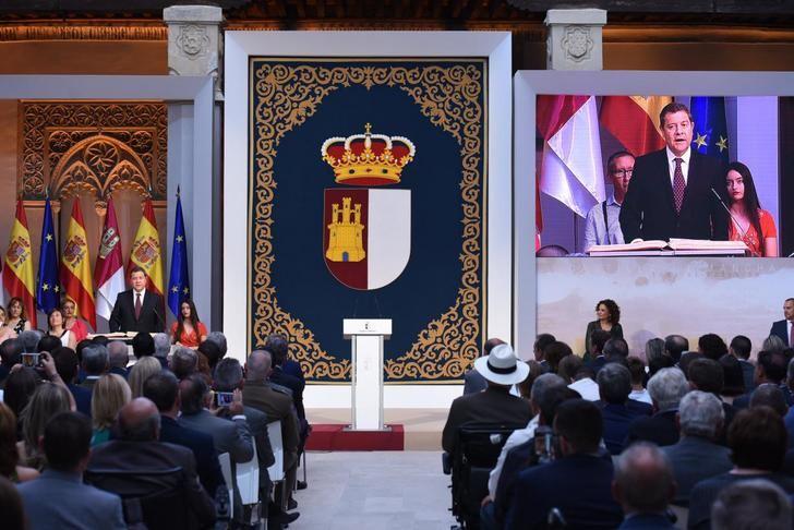 Continuidad en el nuevo equipo de Gobierno de Page en Castilla La Mancha
