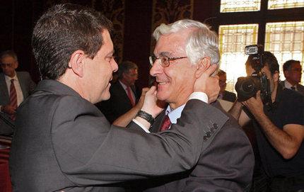 """Purga entre socialistas : Sacan a José María Barreda de la Diputación Permanente del Congreso tras criticar la figura del """"relator"""""""