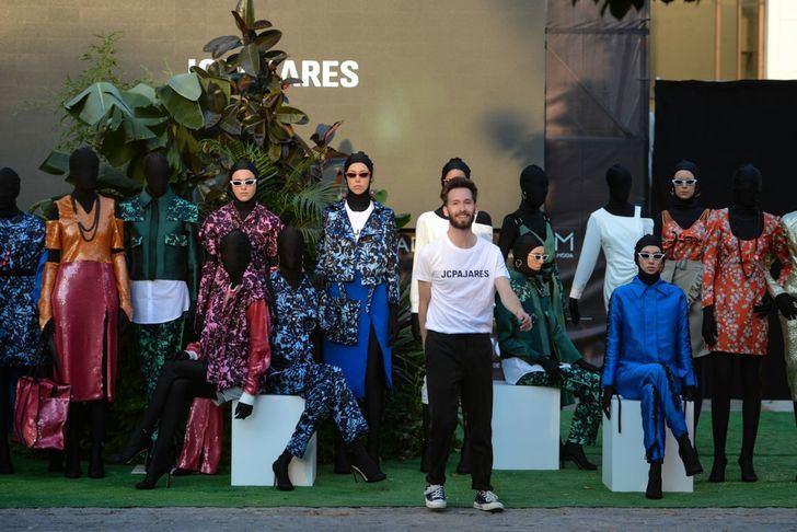 Juan Carlos Pajares presenta su nueva colección SS19 en el marco de la Mercedes Benz Fashion Week de Madrid