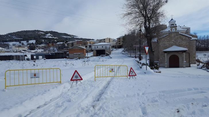 El Ayuntamiento de Pareja solicitará al Gobierno la declaración del municipio como zona catastrófica