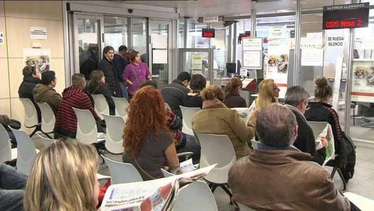 Sube el paro en Guadalajara y en Castilla La Mancha y bajan los afiliados a la Seguridad Social
