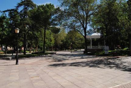 Abre al público el parque de la Concordia de Guadalajara tras sus obras de renovación