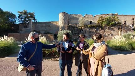 AIKE pide un acuerdo plenario para dedicar el 10% del remanente cada año al mantenimiento del Patrimonio de Guadalajara