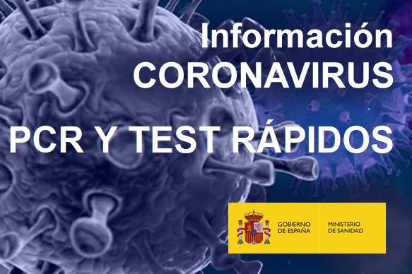 ¿Cuál es la diferencia entre la PCR y test rápidos para saber si tenemos el coronavirus