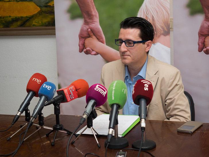 """Pedro Soriano (CONTIGO) denuncia que """"Emiliano García-Page intenta ocultar su gestión sanitaria con amenazas a profesionales y usuarios"""""""