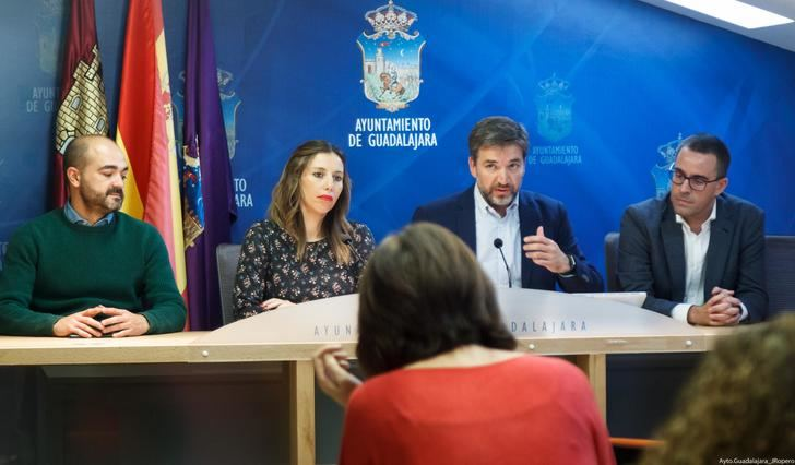 """Pérez Borda: """"el PP se empeñó a poner en marcha un proyecto energético de un millón de euros, no presupuestados, sabiendo que Europa no lo iba a pagar al no cumplir sus criterios"""""""