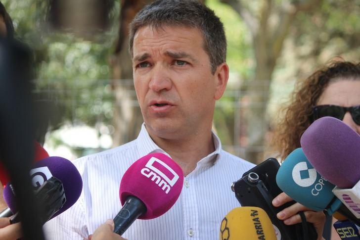"""Pérez Borda: """"Siempre hemos defendido un cambio de Gobierno para Guadalajara"""""""
