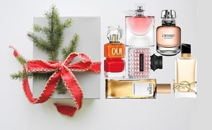 Los perfumes han sido los regalos estrella esta Navidad
