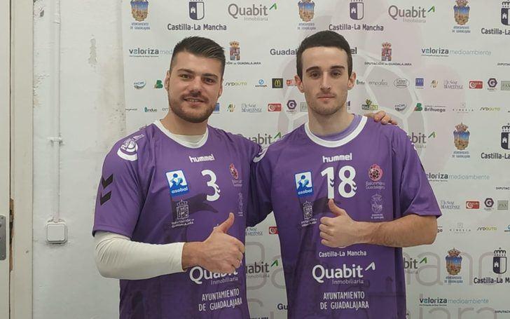 COMUNICADO OFICIAL: Íñigo Barricart y Kostadin Petrov no formarán parte de la plantilla del Quabit la próxima temporada