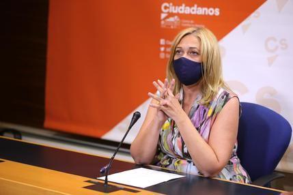 """Picazo (Cs) denuncia que """"no hay nadie a los mandos"""" y pide la comparecencia urgente de la consejera de Educación de la Junta de Page"""