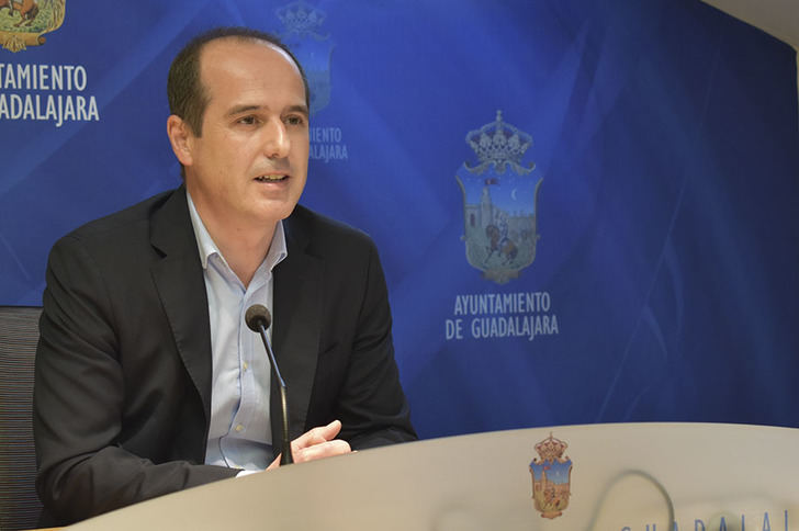 El Ayuntamiento de Guadalajara elabora ya un plan específico para la recuperación económica del comercio y la hostelería en la ciudad
