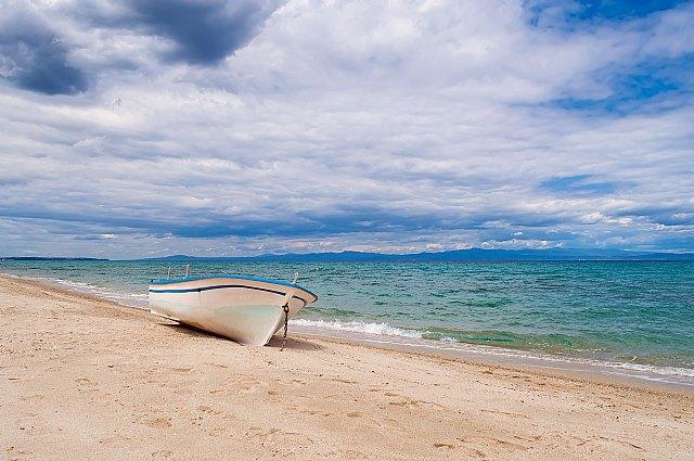 La playa y el mar: fuente de salud para las personas mayores