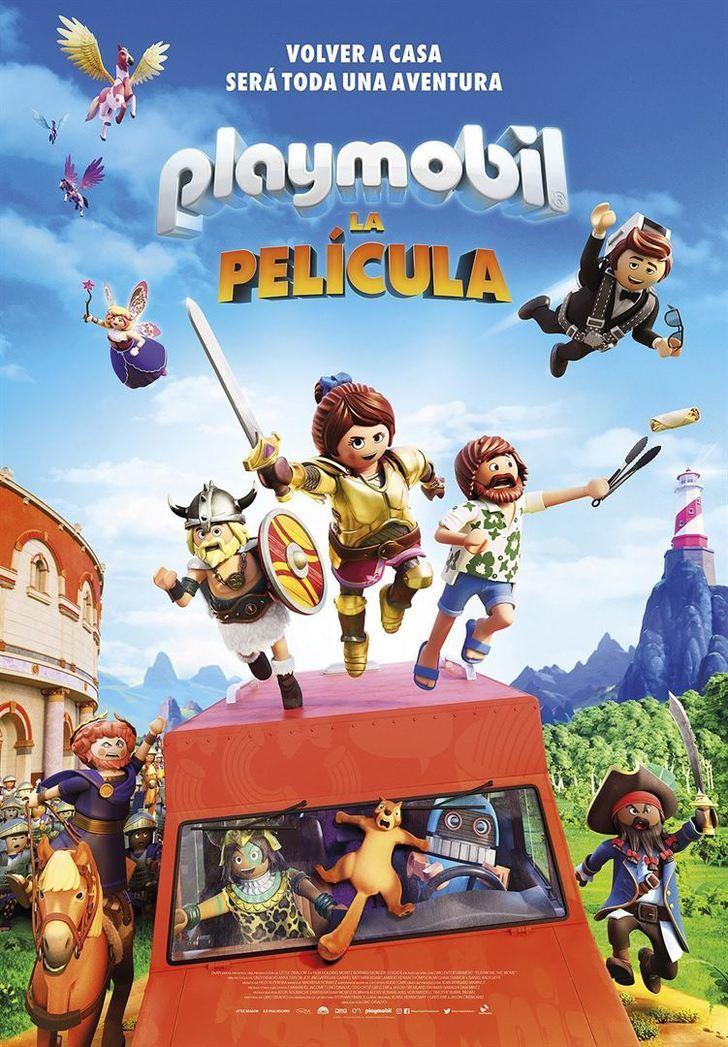 Playmobil : La película
