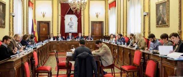 Relación de acuerdos adoptados en el pleno ordinario celebrado este viernes en el Ayuntamiento de Guadalajara