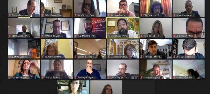 AIKE apoya el pesupuesto de PSOE y Cs en el Ayuntamiento de Guadalajara para 2021