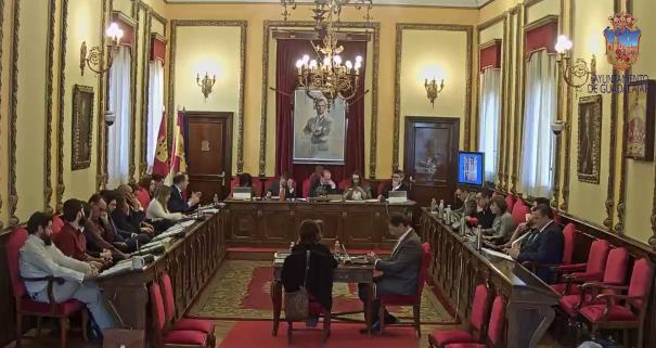 Vea aquí el resultado de las votacione del Pleno del Ayuntamiento de Guadalajara del 31/07/20