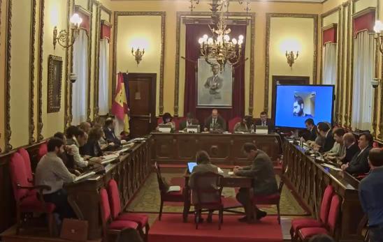 El PSOE y Ciudadanos aprueban una subida de impuestos para los guadalajareños para 2020 con el voto en contra del Partido Popular
