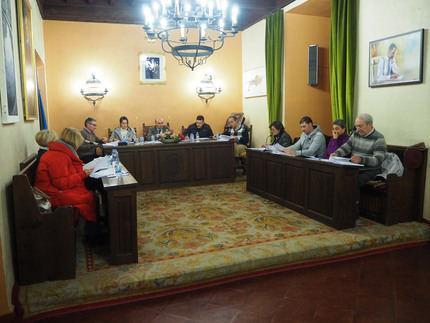 El Pleno de Sigüenza aprueba la Cuenta General del ejercicio económico 2017