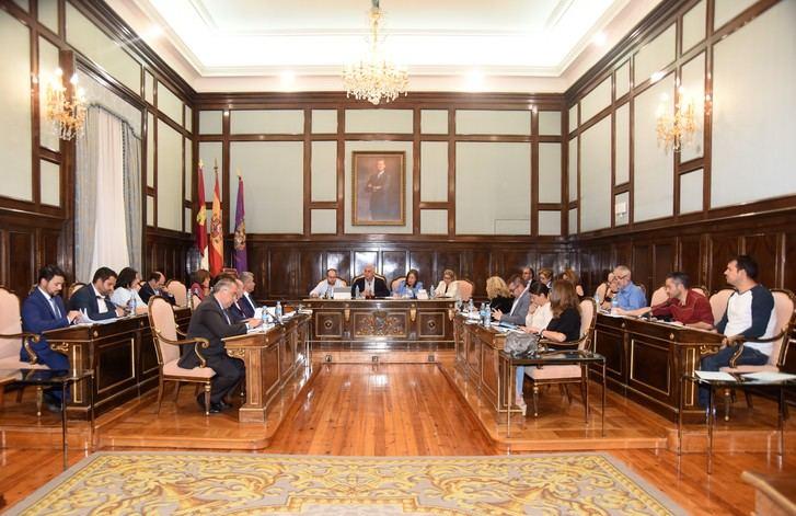 Pleno ordinario de la Diputación de Guadalajara este viernes, 22 de mayo, a partir de las 10:00 horas