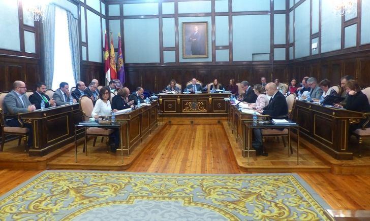 El Pleno aprueba por unanimidad el Plan de Inversiones de la Diputación de Guadalajara que destinará más de 6 millones de euros para todos los pueblos