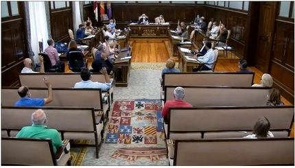 Los grupo políticos de la Diputación de Guadalajara, EXCEPTO el PSOE, a favor de la resolución del conflicto entre la plantilla y GEACAM