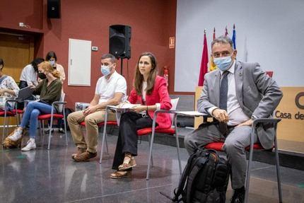 Unidas Podemos inaugura su mesa confederal en Castilla-La Mancha con la visita de Belarra y Santiago