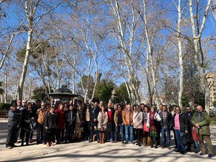 Podemos CLM reúne a sus candidatos y candidatas en Albacete