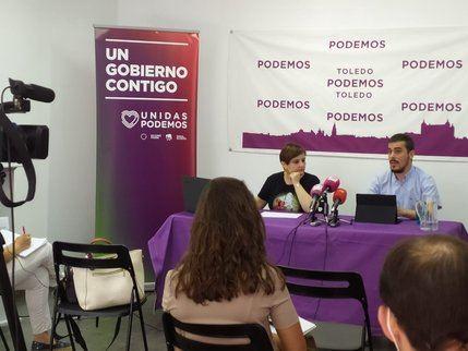"""García Gascón: """"Si dependiera del PSOE castellanomanchego, el Gobierno de coalición sería con PP y Cs"""""""
