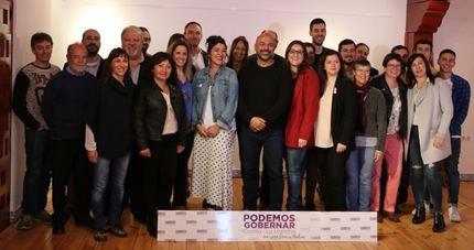 PODEMOS Gobernar CLM presenta a sus candidatas y candidatos