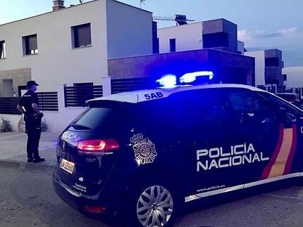 """La Policía Nacional detiene a dos personas en Guadalajara por """"vender"""" viviendas ocupadas a terceras personas por cantidades que rondaban los 400 euros"""