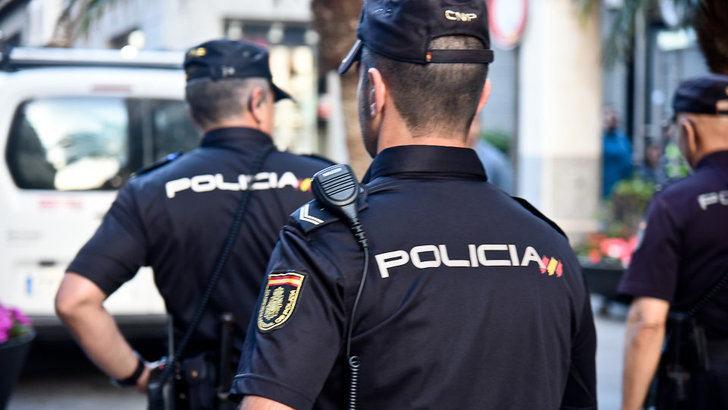 La Policía Nacional detiene en la estación de tren de Azuqueca a la persona que apuñaló a un joven en la nave de Francisco Aritio