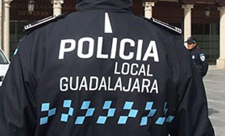 La Policía Local de Guadalajara desmantela una fiesta ilegal de Nochevieja