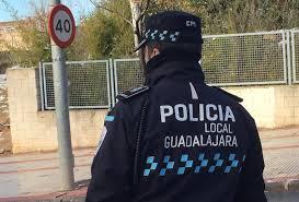 Resumen de incidencias de la Policía Local de Guadalajara durante la pasada semana