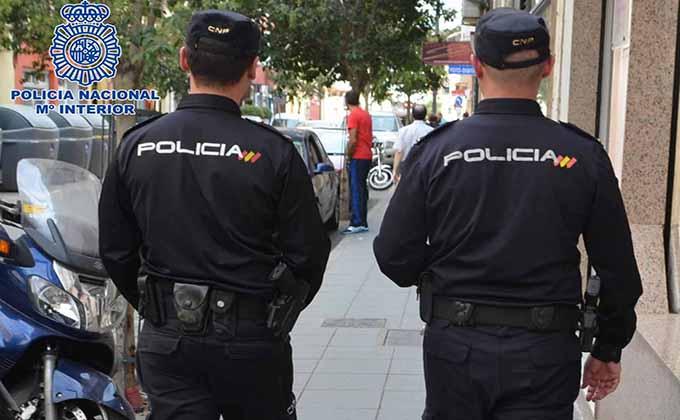 La Policía Nacional detiene en Guadalajara a un acosador que abordaba a menores en la red