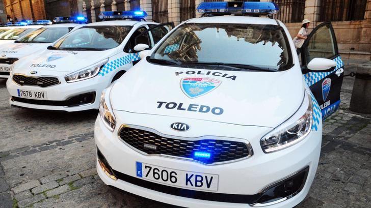La Policía desaloja en Toledo una fiesta con 29 personas, algunas escondidas