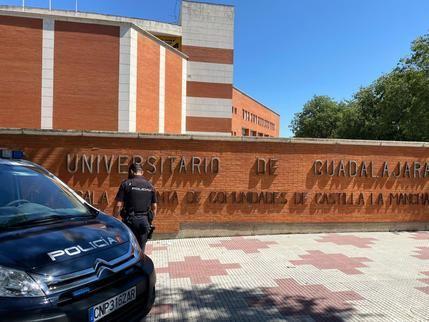 La Policía Nacional detiene en Guadalajara a un hombre que intentó hacerse pasar por otro para obtener la nacionalidad española