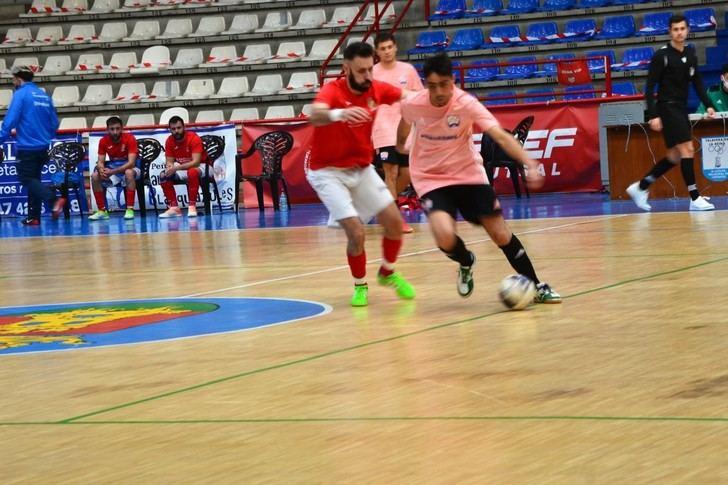 Las desconexiones hicieron caer FS Pozo de Guadalajara ante Academia Deportiva CFT (5-3)
