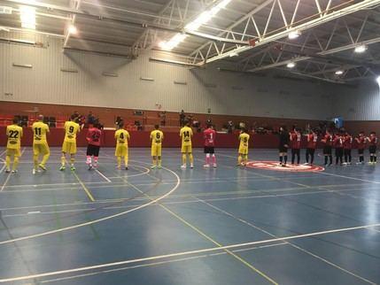 Un buen primer tiempo no fue suficiente para FS Pozo de Guadalajara ante UD Azuqueca FS (3-0)