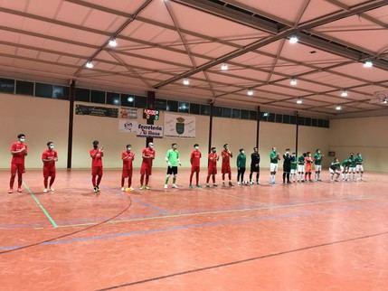 Punto de oro para FS Pozo de Guadalajara en su visita a Los Navalucillos (3-3)