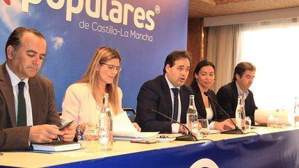 El PP de Paco Nuñez dice que ha aprendido de los errores tras las elecciones y los va a corregir en esta campaña