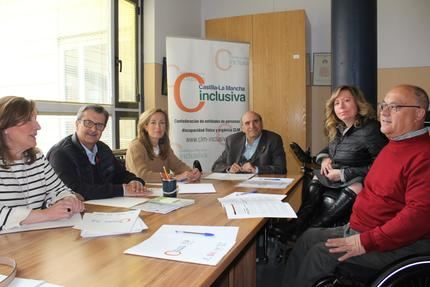 Los candidatos del PP al Congreso y Senado escuchan las demandas de Castilla-La Mancha Inclusiva