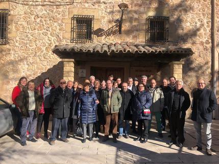 El Partido Popular celebra un Curso de Formación para Alcaldes y Concejales en Molina de Aragón