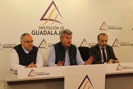 El PP cuestiona el cumplimiento de la legalidad por parte del socialista Vega en la adopción de un acuerdo relativo a los Consorcios de la Diputación de Guadalajara