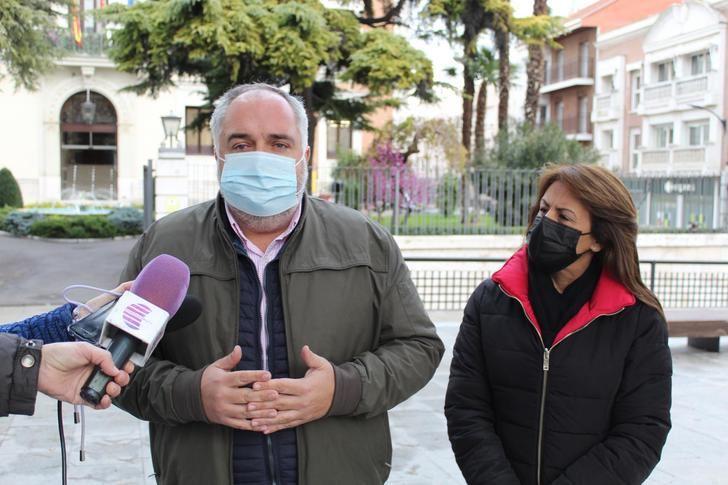 El PP critica en Guadalajara que la Junta reclame a Europa un aumento de la financiación para zonas rurales cuando Page reduce esta partida en un 65% para el 2021