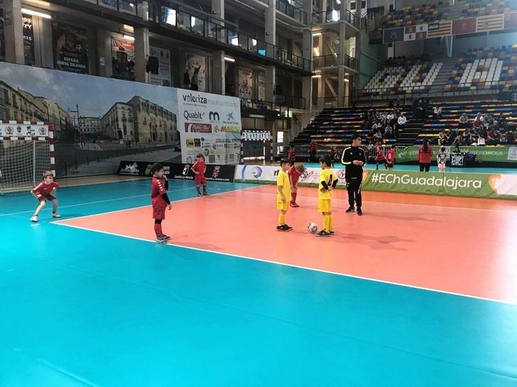 Nuevo pleno de victorias en Deporte Escolar para FS Pozo de Guadalajara