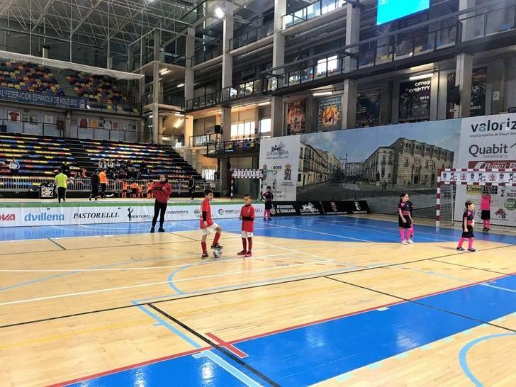 Pleno de victorias de los senior y conjuntos de Deporte Escolar de FS Pozo de Guadalajara