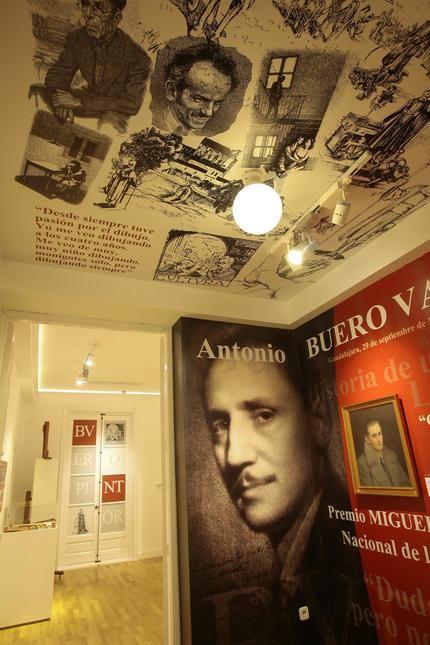 """El próximo viernes, 20 de septiembre, finaliza el plazo de presentación de obras para el XXXV Premio de Teatro Ciudad de Guadalajara 2019 """"Antonio Buero Vallejo"""""""