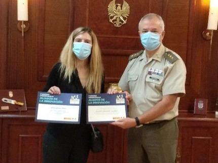 """Premios Séptima edición """"Carta a un militar español"""""""