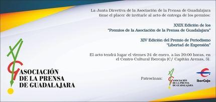 """La APG entregará este viernes sus Premios Anuales y el XIV Premio de Periodismo """"Libertad de Expresión"""""""